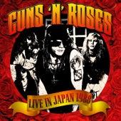 Live in Japan 1988 von Guns N' Roses