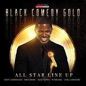 Laffapalooza Black Comedy Gold by Various Artists