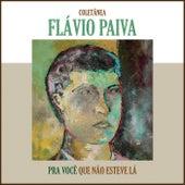 Coletânea Flávio Paiva: Pra Você Que Não Esteve Lá by Various Artists