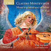 Monteverdi: Messa a quattro voci et salmi of 1650 Volume II von Various Artists