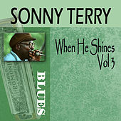 When He Shines, Vol. 3 by Sonny Terry