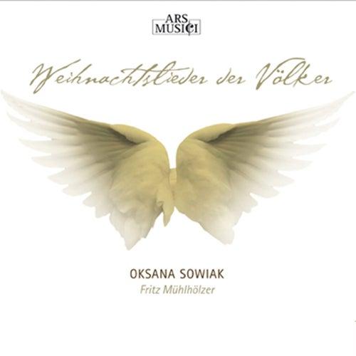 CHRISTMAS VOCAL MUSIC (Sowiak, Muhlholzer) by Fritz Muhlholzer