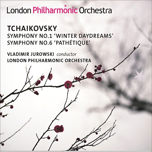 TCHAIKOVSKY, P.I.: Symphonies Nos. 1, 'Winter Daydreams' and 6, 'Pathetique' (London Philharmonic, V. Jurowski) by Vladimir Jurowski