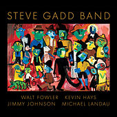 Steve Gadd Band by Steve Gadd Band