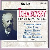 Tchaikovsky: Orchestral Music, Vol. 5 by Various Artists