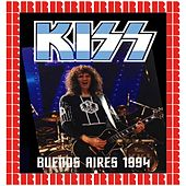 Obras Sanitarias, Buenos Aires, Argentina, September 5th, 1994 (Hd Remastered Edition) de KISS