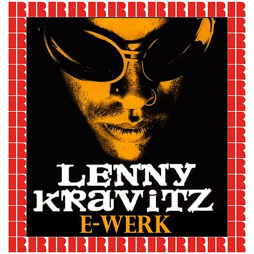 E-Werk (Cologne, Germany, October 7th 1995) (Hd Remastered Edition) de Lenny Kravitz