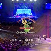 Un Auditorio Muy Original, Vol. 1 by La Arrolladora Banda El Limon