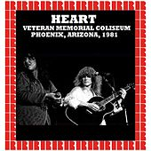 Veterans Memorial Coliseum Phoenix, Arizona, USA 1981 (Hd Remastered Edition) de Heart