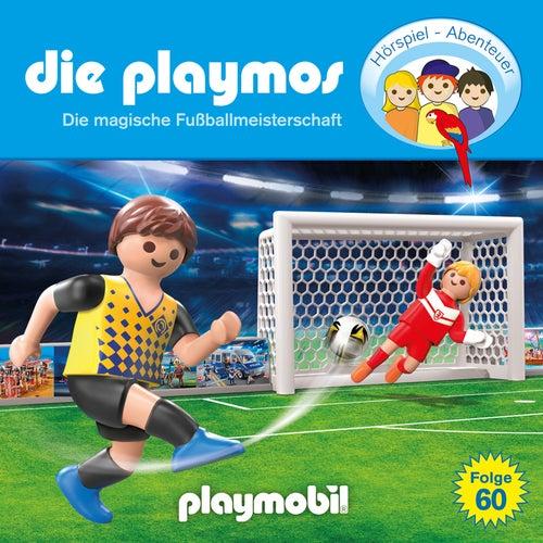 Folge 60: Die magische Fussballmeisterschaft von Die Playmos