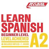 Target: Languages - Learn Spanish by Assimil