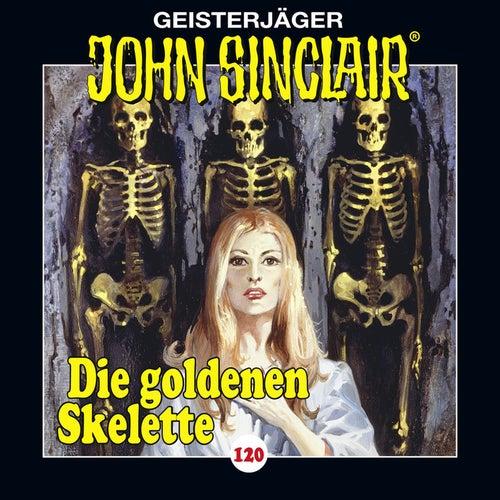 Folge 120: Die goldenen Skelette. Teil 2 von 4 von John Sinclair