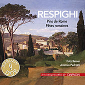 Respighi: Les pins de Rome & Fêtes romaines (Les indispensables de Diapason) by Various Artists