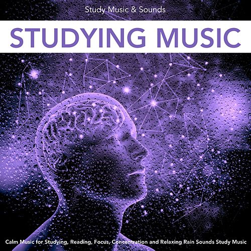 Studying Music: Calm Music for Studying, Reading, Focus, Concentration and Relaxing Rain Sounds Study Music by Study Music