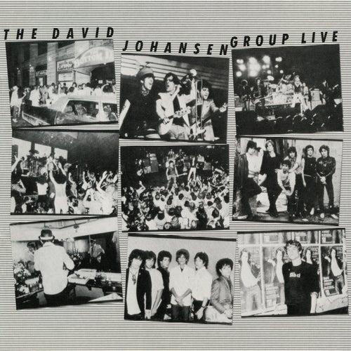 Live (Live) de David Johansen Group