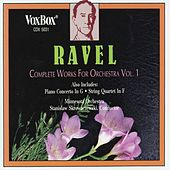 Ravel: Complete Works for Orchestra, Vol. 1 by Various Artists