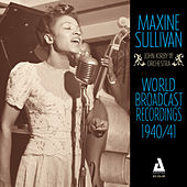 World Broadcast Recordings 1940-41 by Maxine Sullivan