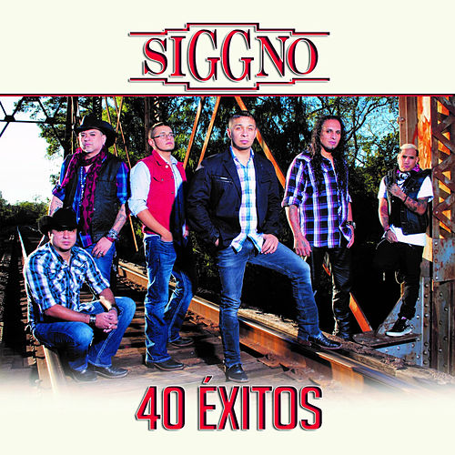 40 Éxitos by Siggno