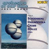 Music of Schoenberg, Dallapiccola, Crumb, Boulez & Others de Various Artists