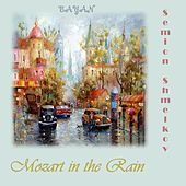 Mozart in the Rain by Semion Shmelkov