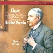 Elgar: Symphony No. 1 by André Previn