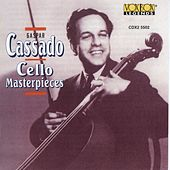 Cello Masterpieces by Gaspar Cassadó
