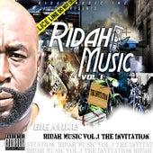 Ridah Music Vol.1 (The Invitation) de Big Mike