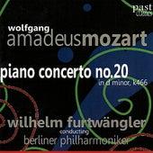 Mozart: Piano Concerto No. 20 in D Minor, K. 466 by Yvonne Lefébure