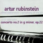 Saint-Saëns: Concerto No. 2 in G Minor, Op. 22 de Artur Rubinstein