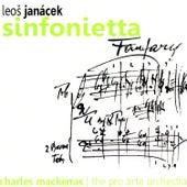 Janáček: Sinfonietta de Pro Arte Orchestra