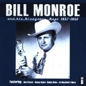 Bill Monroe CD D: 1957-1958 by Bill Monroe