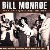 Bill Monroe CD B: 1951-1954 by Bill Monroe