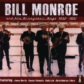 Bill Monroe CD A: 1950-1951 by Bill Monroe