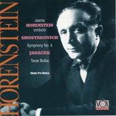 Shostakovich: Symphony No. 5 - Janácek: Taras Bulba de Vienna Pro Musica Orchestra