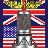 British & American Comedy Legends by Various Artists