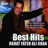 Best Hits Rahat Fateh Ali Khan by Rahat Fateh Ali Khan