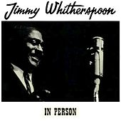 In Person de Jimmy Witherspoon