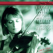 Brahms: Violin Concerto by Claudio Abbado