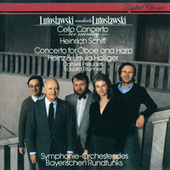Lutoslawski: Cello Concerto; Concerto For Oboe & Harp; Dance Preludes by Witold Lutoslawski