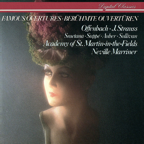 Famous Overtures by Sir Neville Marriner