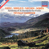 Grieg: Holberg Suite / Sibelius: Rakastava / Nielsen: Little Suite / Wirén: Serenade etc by Various Artists