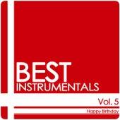 Vol. 5 - Happy Birthday by Best Instrumentals