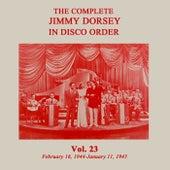 The Complete Jimmy Dorsey In Disco Order de Jimmy Dorsey