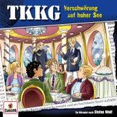 204/Verschwörung auf hoher See von TKKG