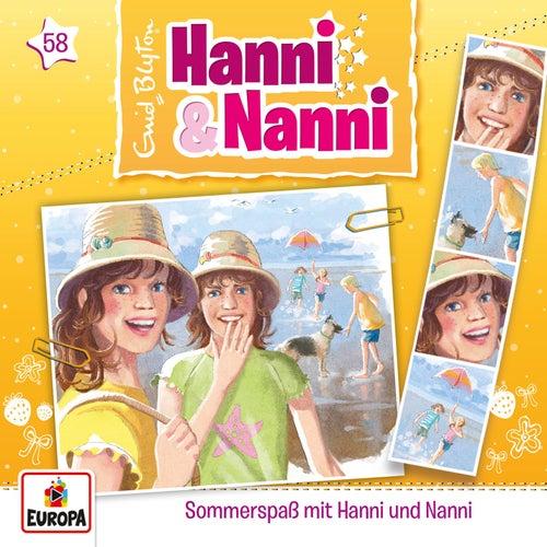 058/Sommerspaß mit Hanni und Nanni von Hanni und Nanni