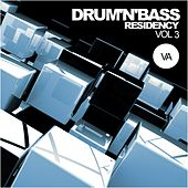 Drum'n'Bass Residency, Vol. 3 - EP de Various Artists
