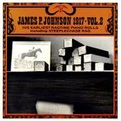 James P. Johnson 1917 Vol. 2 by James P. Johnson