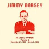 Jimmy Dorsey In Disco Order, Vol. 8 de Jimmy Dorsey