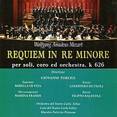 Archivi del Teatro Carlo Felice, volume 19; Mozart: Requiem KV 626, Live 26 March 2013 by Teatro Carlo Felice di Genova