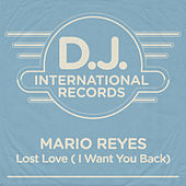 Lost Love (I Want You Back) (Remixes) by Mario Reyes